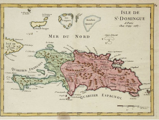Isle de St. Domingue