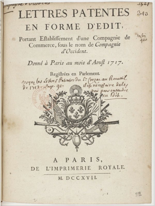 Letres Patentes