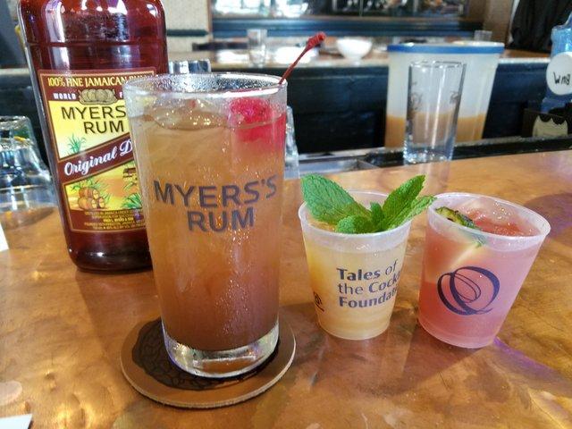 Myer's Jamaican Dark Rum