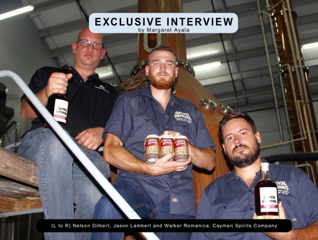 Exclusive Interview with Jason Lambert, Distiller and Production Manager of Cayman Spirits Company