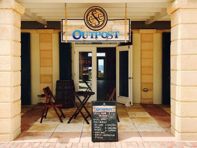 Cayman Spirits Outpost