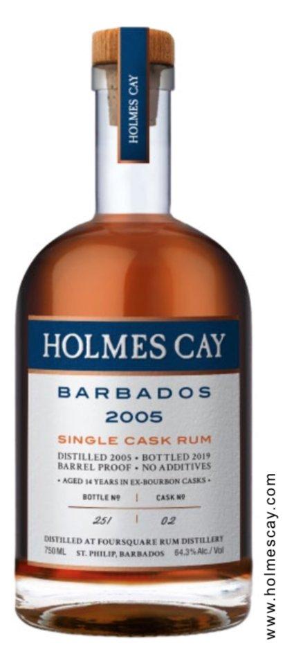 Holmes Cay Barbados 2005