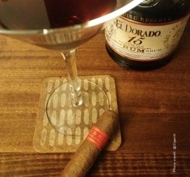 El Dorado Rum 15 yr
