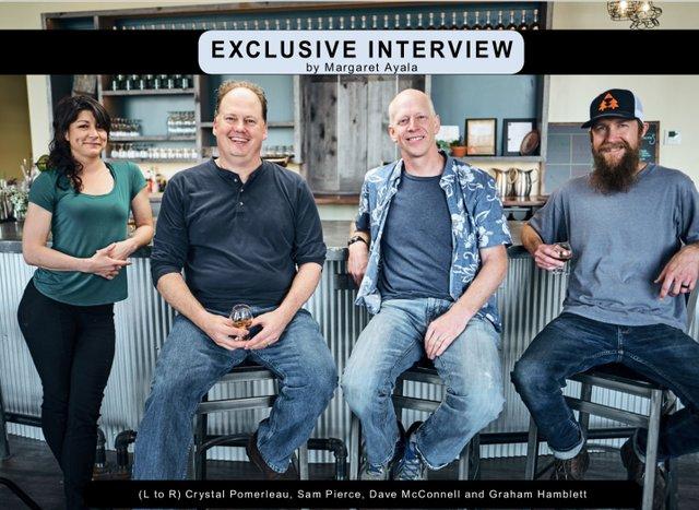 Exclusive Interview November 2019