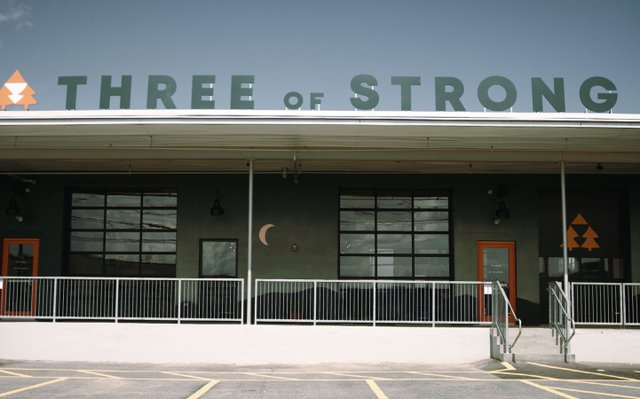 Three of Strong