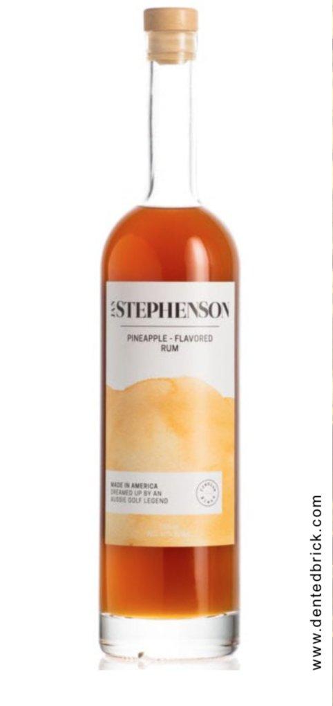 Stephenson Pineapple Flavored Rum