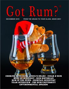 """Got Rum?"" December 2019 Thumbnail"