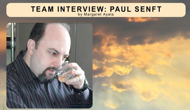 Team Interview Paul Senft