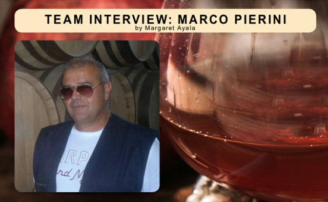 Team Interview Marco Pierni