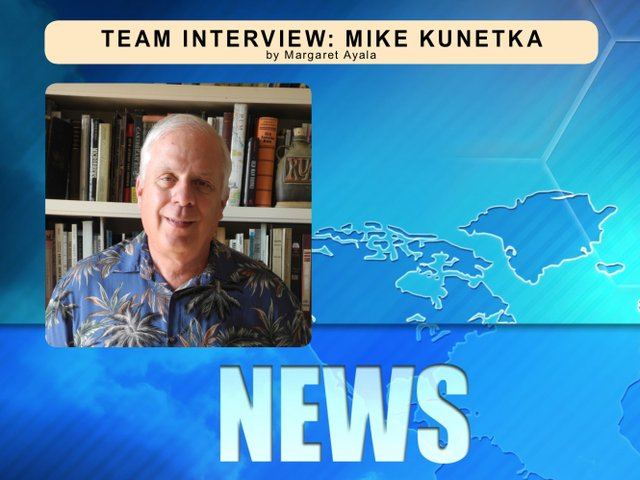 Team Interview Mike Kunetka