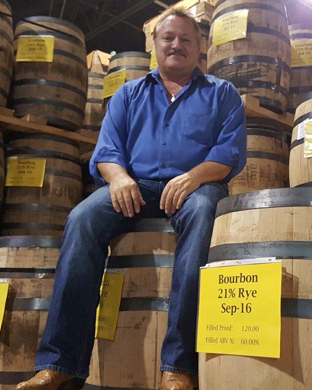 Bourbon rye 21%