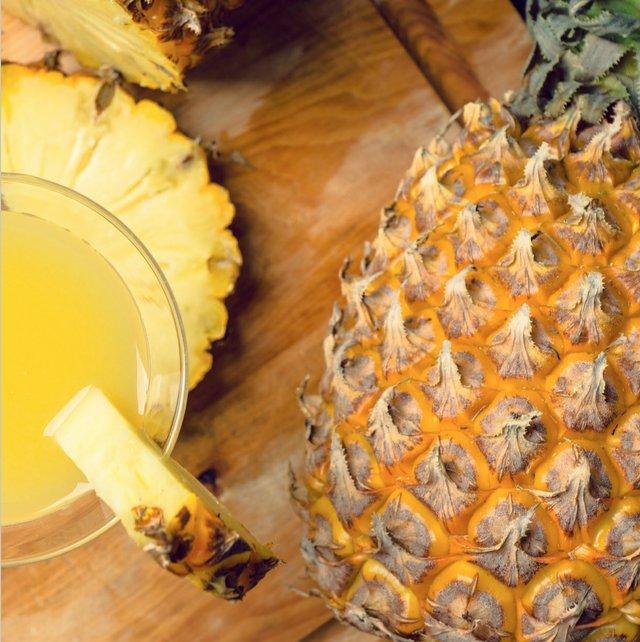 Fancy Pineapple Daiquiri