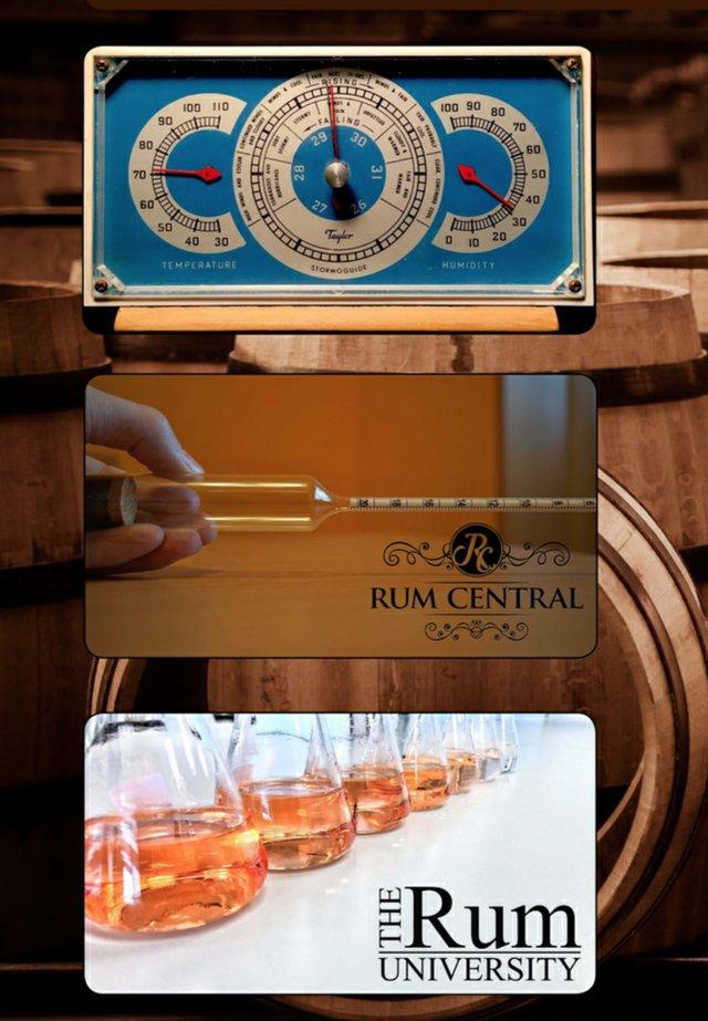Rum Aging Science 2