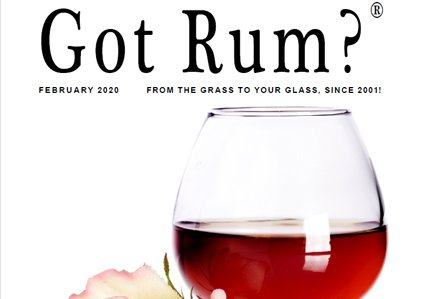 """""""Got Rum?"""" February 2020 Featured Story"""