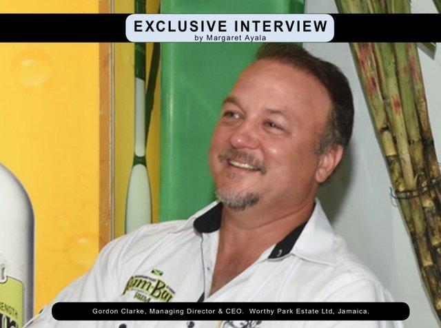 Exclusive Interview with Gordon Clarke