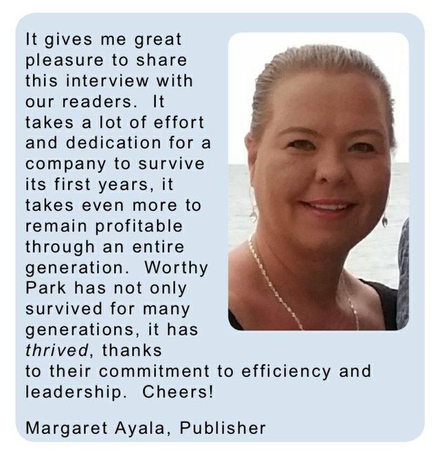 Margaret exclusive interview gordon clark
