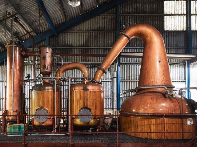 Worthy Park Distillery