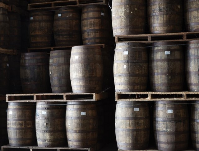 Worthy Park Barrel rums