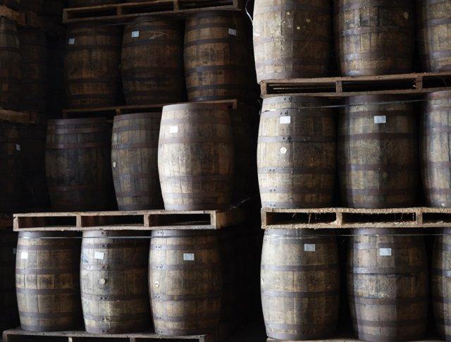 Worthy Park Barrel rums