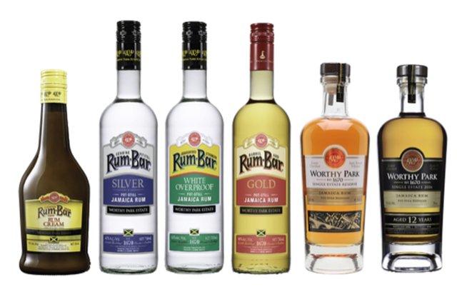 Worthy Park Rum Bar Series