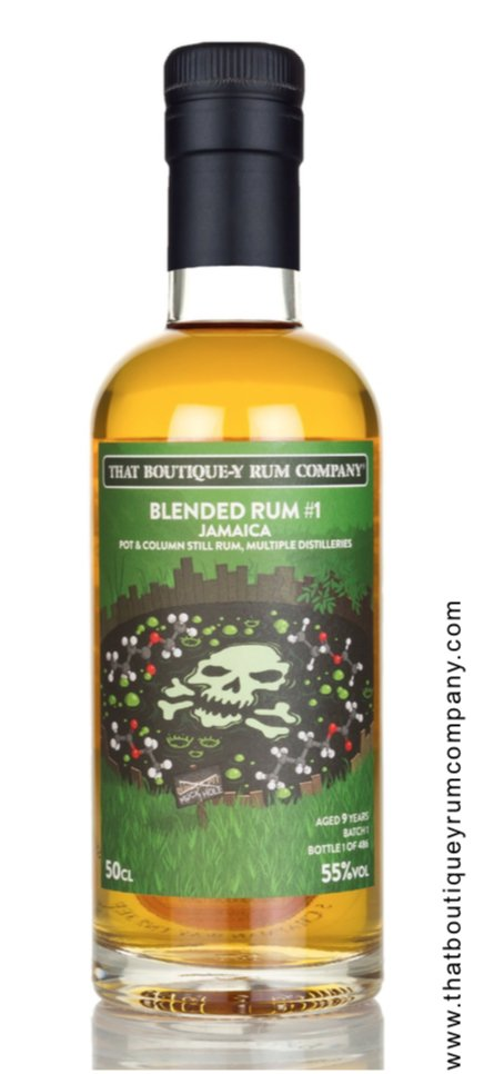 That Boutique-Y Rum Company Blended Rum #1 Jamaica2