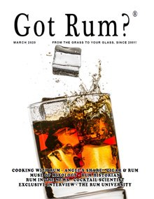 """Got Rum?"" March 2020 Thumbnail"