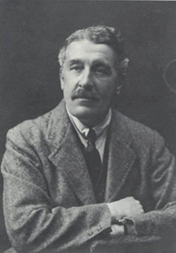 Mr. Frederick Man