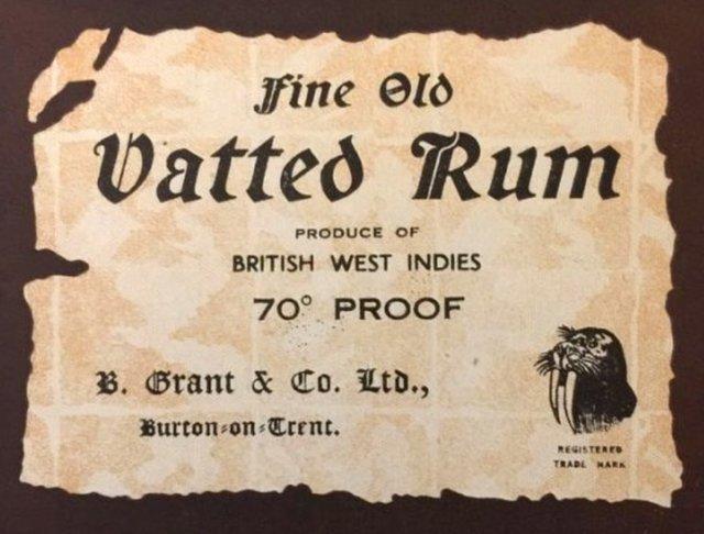 Vatted Rum