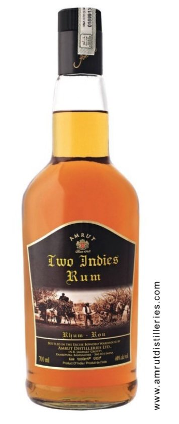 Amrut Indies Two Rum