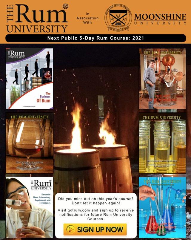 Next Public 5 day rum course