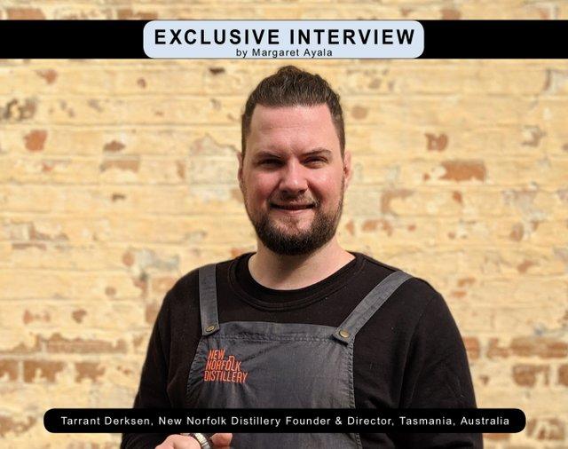 Exclusive Interview Tarrant Derksen