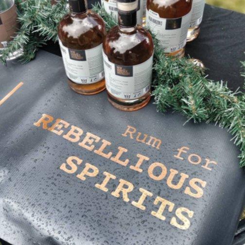 Rum for Rebellious Spirits