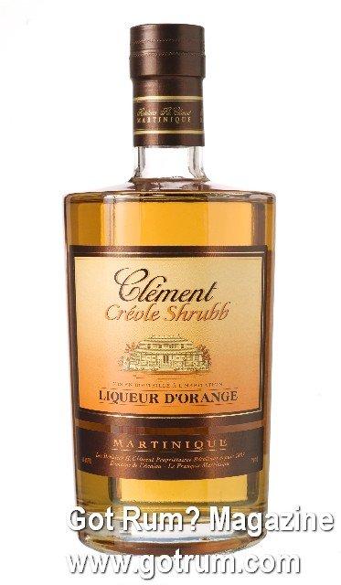 Clément Créole Shrubb Liqueur D'Orange
