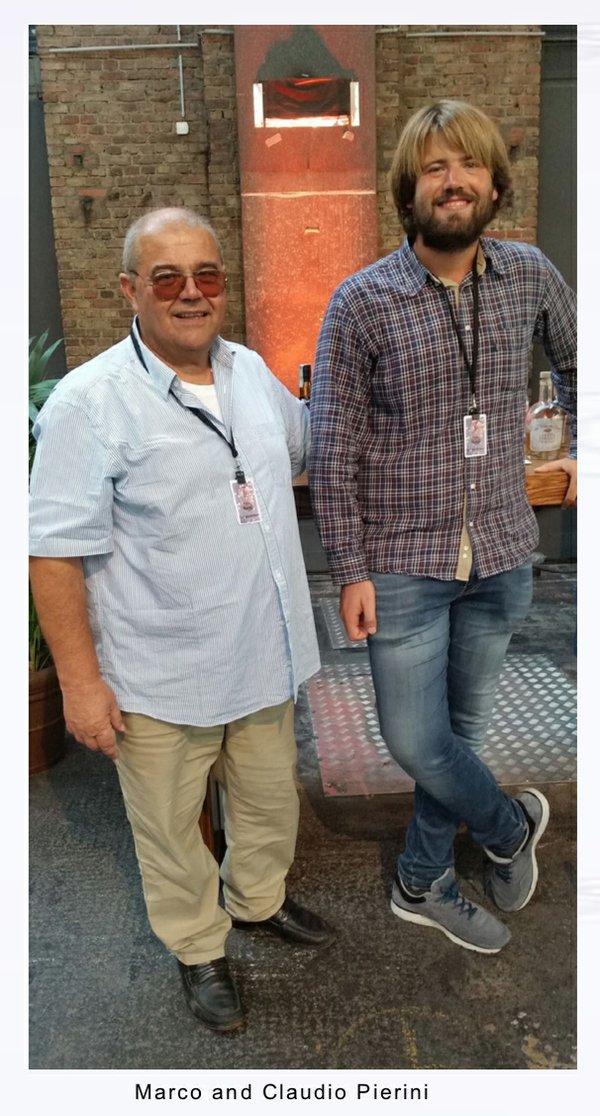 Marco and Claudio Perini