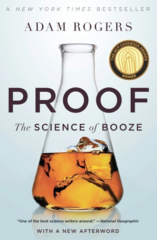 Proof the Science of Booze