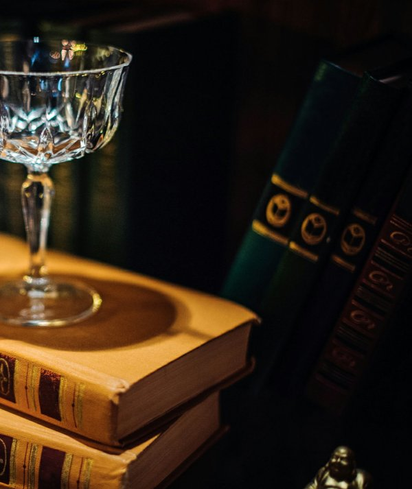 Books for Muse of Mixology