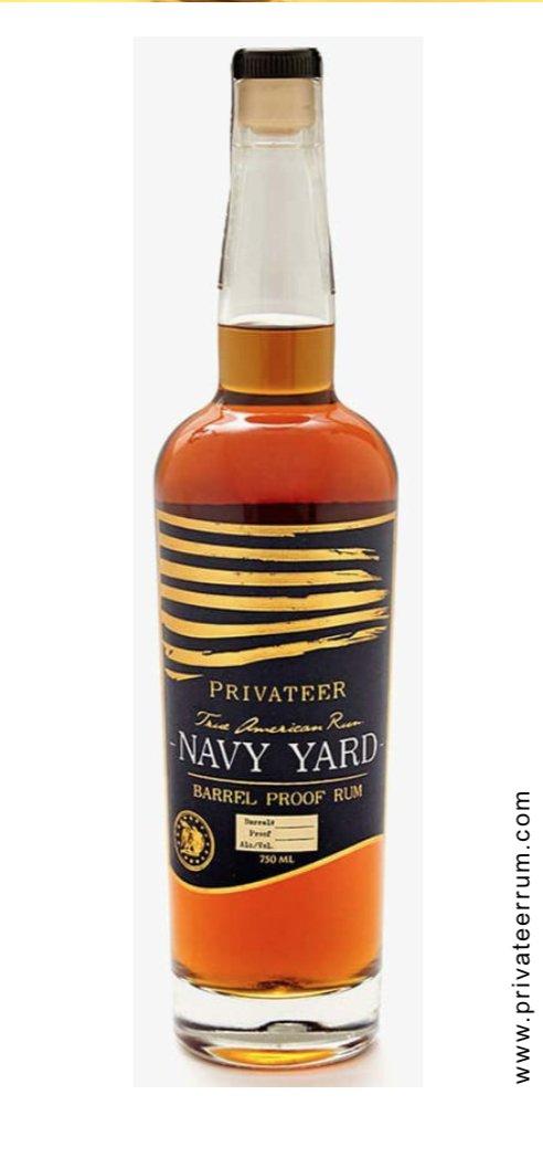 Privateer Navy Rum