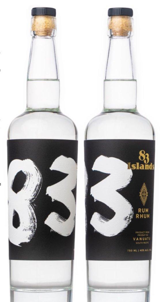 83 Islands Rum
