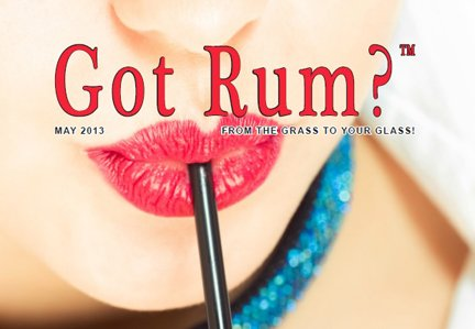 """Got Rum?"" May 2013 Front Slideshow"