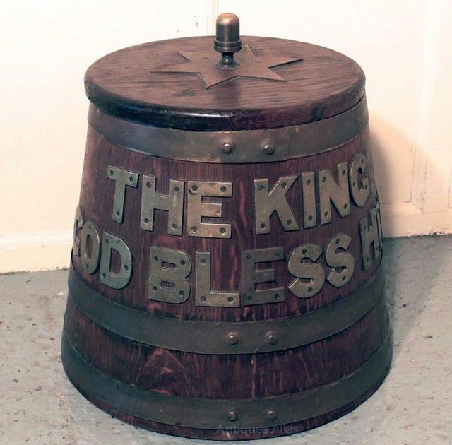 The King - God Bless Him