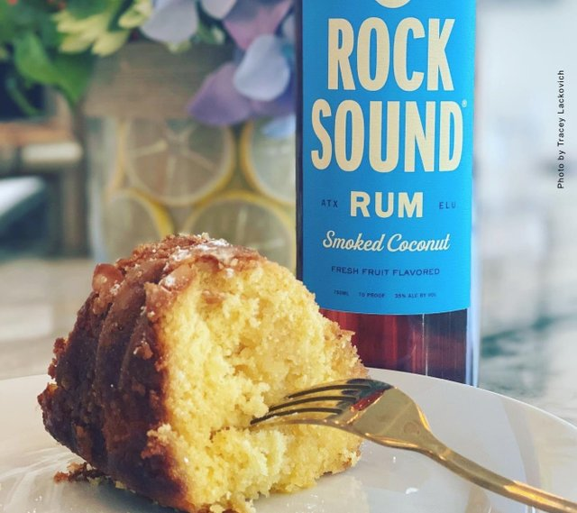 Rock Sound Rum Smoked Coconut
