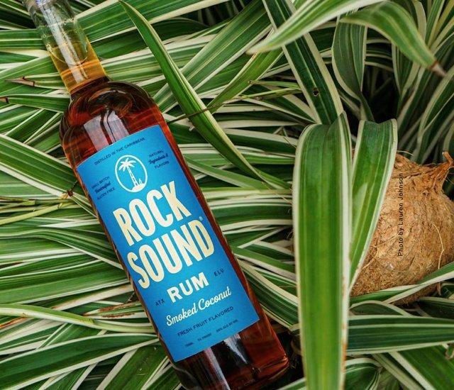 Rock Sound Rum Coconut 2