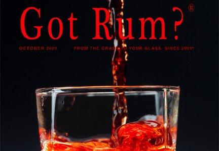 """Got Rum?"" October 2020 Featured Story"
