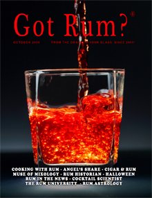 """Got Rum?"" October 2020 Thumbnail"