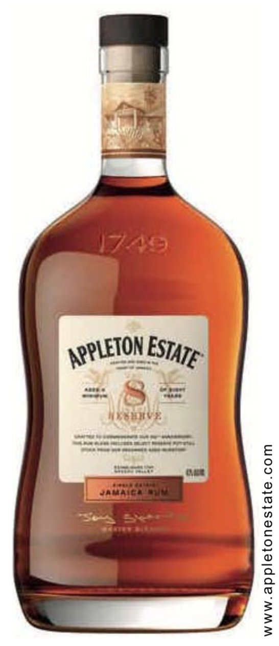 Appleton Estate 8 Reserve Rum