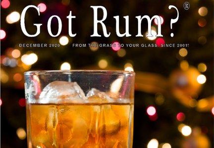 """""""Got Rum?"""" December 2020 Featured Story"""