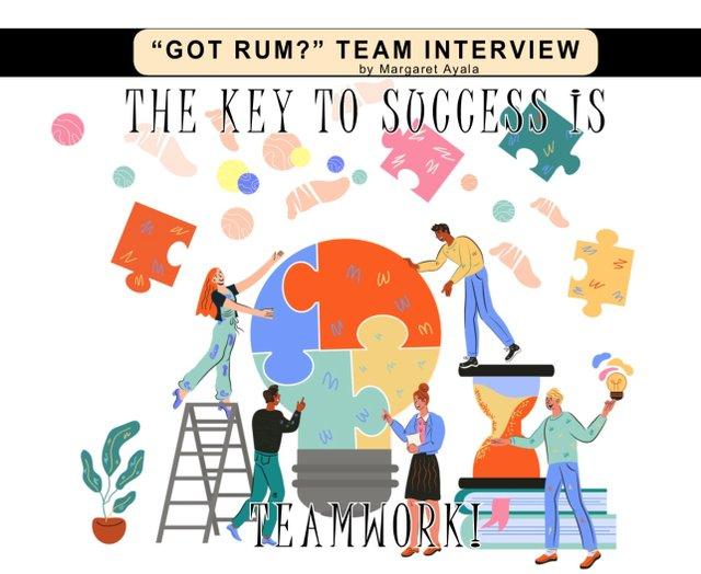 Got Rum Team Interview 2020