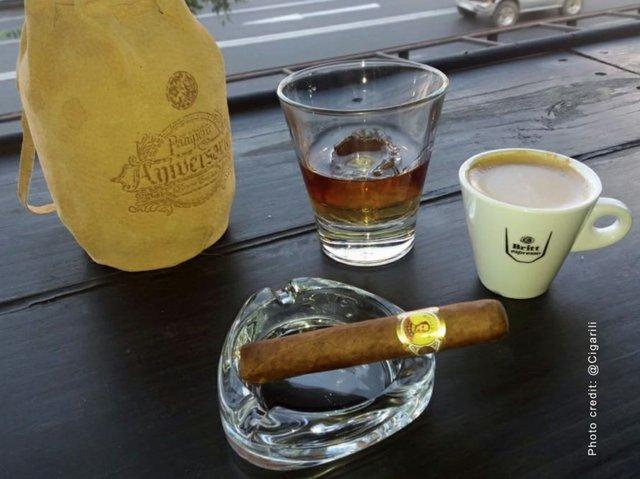 Ron Pampanero Aniversario rum