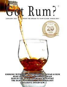 """Got Rum?"" January 2021 Thumbnail"