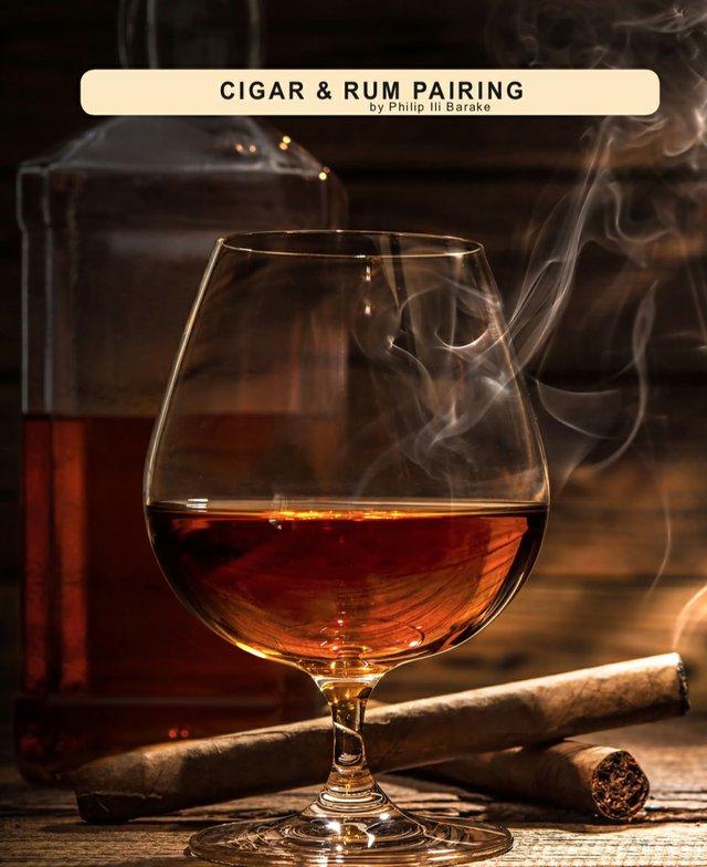 Cigar & Rum Pairing